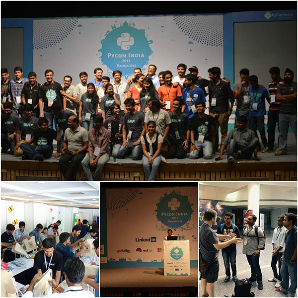 PyCon India 2018 in Hyderabad | October 5th to 9th