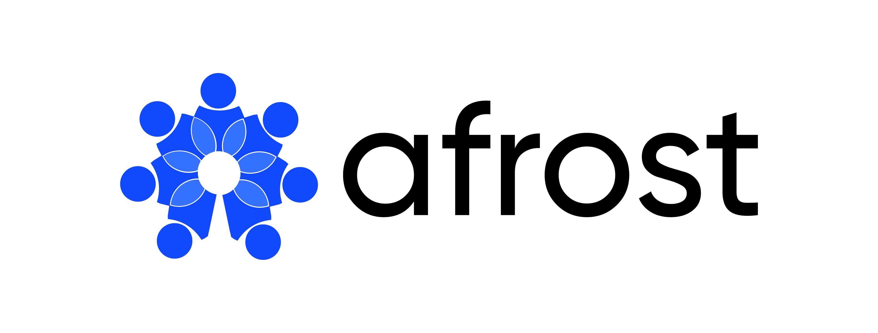 Logo community sponsor Afrost